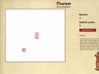 Glagoljojed (The Glagolitic Snake Game)