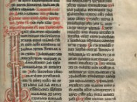 The First part of Drugi beramski (ljubljanski) brevijar (The Second Breviary of Beram (Ljubljana) Available Online